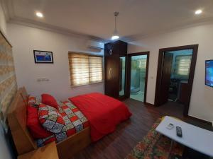 1 bedroom mini flat  Self Contain Flat / Apartment for shortlet B9 street, Citec Mbora Jabi Abuja