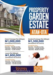 Mixed   Use Land Land for sale  Sokoto road, off Atan round about.10 minutes from Canaan Land, 15 minutes from Lagos-Abeokuta express way and 30 minutes drive to Agbara-Badagry. Ado Odo/Ota Ogun