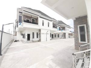 4 bedroom Semi Detached Duplex House for sale Oral estate  extension lekki Oral Estate Lekki Lagos