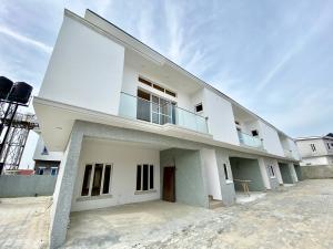 3 bedroom Terraced Duplex House for sale 2nd Toll Gate chevron Lekki Lagos