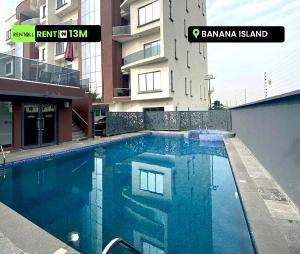 4 bedroom Massionette House for rent Banana island Banana Island Ikoyi Lagos