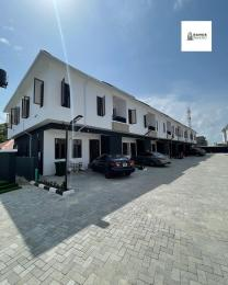 3 bedroom Terraced Duplex House for rent Orchid, second toll gate chevron Lekki Lagos