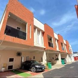4 bedroom Terraced Duplex for rent Chevron Toll Gate Orchid chevron Lekki Lagos