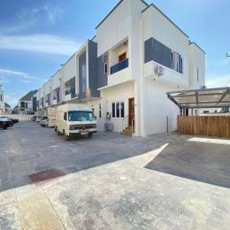 4 bedroom Terraced Duplex for rent Chevron Toll Gate chevron Lekki Lagos