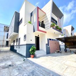 5 bedroom Detached Duplex House for sale Chevron toll gate orchid chevron Lekki Lagos