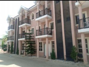 4 bedroom Terraced Duplex House for rent Goba close  Wuse 2 Abuja