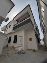4 bedroom Semi Detached Duplex House for rent Lafiaji off orchid hotel road, second toll gate chevron Lekki Lagos