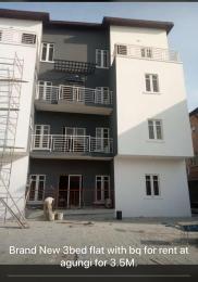 3 bedroom Flat / Apartment for rent s Agungi Lekki Lagos