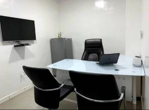 Private Office Co working space for rent 4c Idowu Martins Adeola Odeku Victoria Island Lagos