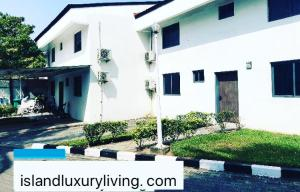 4 bedroom Detached Duplex House for rent Victoria Island Lagos
