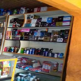 Shop for sale Along Alogba Estate Road Ebute Ikorodu Lagos