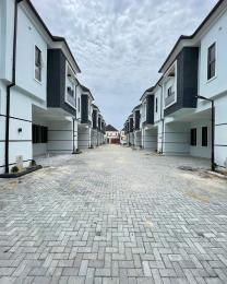 4 bedroom Terraced Duplex House for sale Orchid Road By 2nd Toll Gate, Lekki Lagos