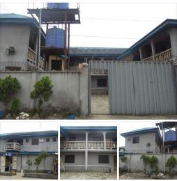 1 bedroom mini flat  Commercial Property for sale Diobu Diobu mile 1 Port Harcourt Rivers