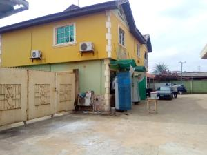 Commercial Property for sale Aina Obembe Road, Oluwaga b/stop Ipaja Lagos