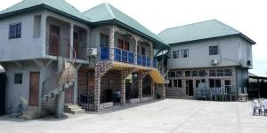 10 bedroom Hotel/Guest House Commercial Property for sale Orhuwhorun close to Usiefrun junction Warri Delta