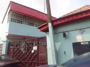 1 bedroom mini flat  School Commercial Property for sale Agege iyanalpaja. orile agege Agege Lagos