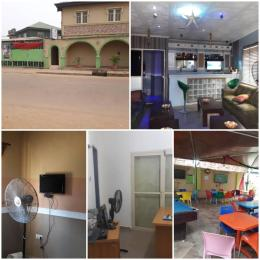 6 bedroom Hotel/Guest House Commercial Property for rent Gowon Alimosho Lagos