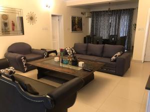 3 bedroom Flat / Apartment for shortlet Shonibare Shonibare Estate Maryland Lagos