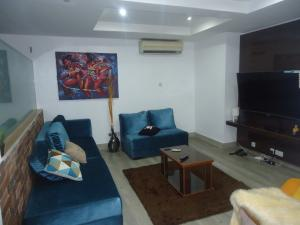 3 bedroom Mini flat Flat / Apartment for shortlet -  Old Ikoyi Ikoyi Lagos