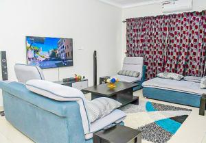 2 bedroom Flat / Apartment for shortlet Golf Estate Peter Odili Road Trans Amadi Port Harcourt Rivers
