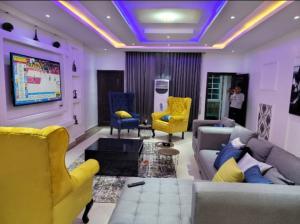 3 bedroom Flat / Apartment for shortlet Lekki Maruwa Lekki Phase 1 Lekki Lagos