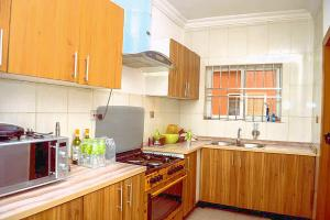 3 bedroom Flat / Apartment for shortlet Peter Odili Road Trans Amadi Port Harcourt Rivers