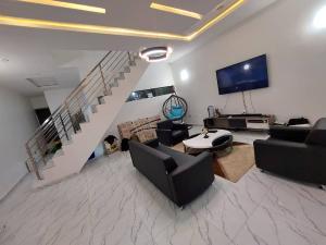 3 bedroom Terraced Duplex House for sale Lekki Palm City Thomas estate Ajah Lagos