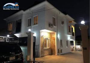 4 bedroom Detached Duplex House for sale Opposite Lagos Business School Abraham adesanya estate Ajah Lagos