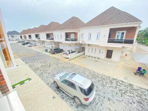 4 bedroom Terraced Duplex House for sale Chevron conservation chevron Lekki Lagos