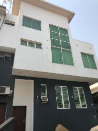 4 bedroom Terraced Duplex House for shortlet AWUSE ESTATE Opebi Ikeja Lagos