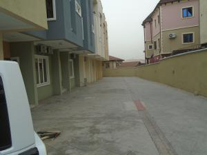5 bedroom Terraced Duplex House for rent off adeniyi jones is in a secure estate Adeniyi Jones Ikeja Lagos