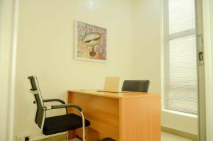 Private Office Co working space for rent 2nd Floor, Garnet Building Igbo-efon Lekki Lagos