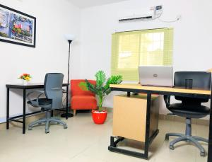 Private Office Co working space for rent 225b, Ikorodu Crescent Dolphin Estate Ikoyi Lagos