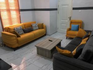 4 bedroom Semi Detached Duplex House for shortlet Chevron Drive chevron Lekki Lagos