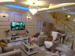 4 bedroom Terraced Duplex House for sale Near Godab Estate  Life Camp Abuja