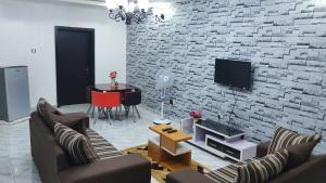 1 bedroom mini flat  Semi Detached Duplex House for shortlet Awoyaya Ibeju-Lekki Lagos