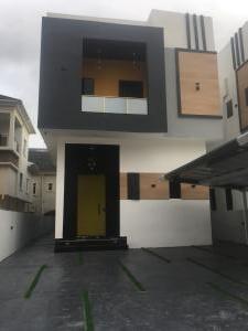 5 bedroom Detached Duplex for sale Orji Victory Estate, Osapa London Lekki Osapa london Lekki Lagos