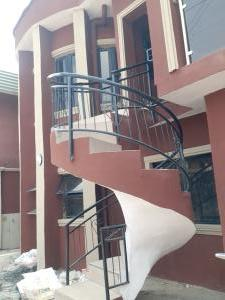 3 bedroom Flat / Apartment for rent Executive 3bedroom at oko oba agege very decent and lovely nice environment secure area with PREPAID METER pop selling  Oko oba Agege Lagos
