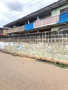 10 bedroom Blocks of Flats for sale Behind Rose Wale Filing Station, Akinloye Layout Iwo Rd Ibadan Oyo