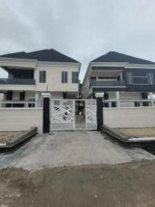 5 bedroom Detached Duplex for sale Second Tallget Ikota Lekki Lagos