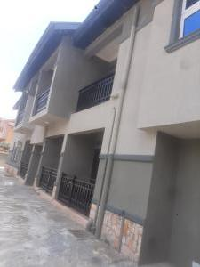 3 bedroom Flat / Apartment for rent Very decent and beautiful 3bedroom new house at alagba schim1 estate nice environment secure estate with PREPAID METER  Dopemu Agege Lagos