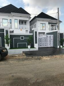5 bedroom Detached Duplex for sale Muyibat Oyefusi Cr Omole phase 1 Ojodu Lagos