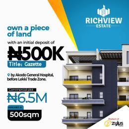 Land for sale Lekki Free Trade Zone Lagos Nigeria  Lekki Phase 1 Lekki Lagos
