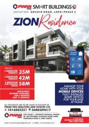 Terraced Duplex House for sale Orchid Road, Lekki phase 2, Lagos Ibeju-Lekki Lagos