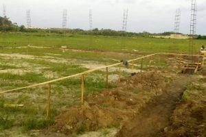 Land for sale Atlantic Grace Manor Estate Beside Amen ESTATE  Eleko Ibeju-Lekki Lagos
