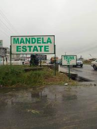 Residential Land Land for sale Mandela Estate, Off SARS Road  Rupkpokwu Port Harcourt Rivers
