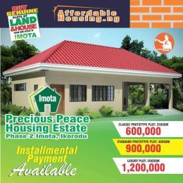 Residential Land Land for sale  Imota 12 minutes drive to Lagos Polytechnic  Ikorodu Lagos