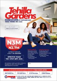 Residential Land Land for sale Avu-Obosima Expressway Immediately After Deeper Life  Camp Ground In Avu Owerri Imo