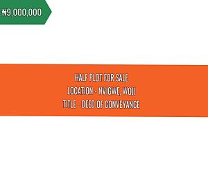 Mixed   Use Land Land for sale Nvigwe Woji Port Harcourt Rivers