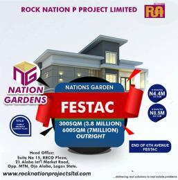 Residential Land Land for sale Nation garden Amuwo Odofin Lagos